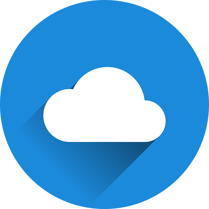 web cloud storage